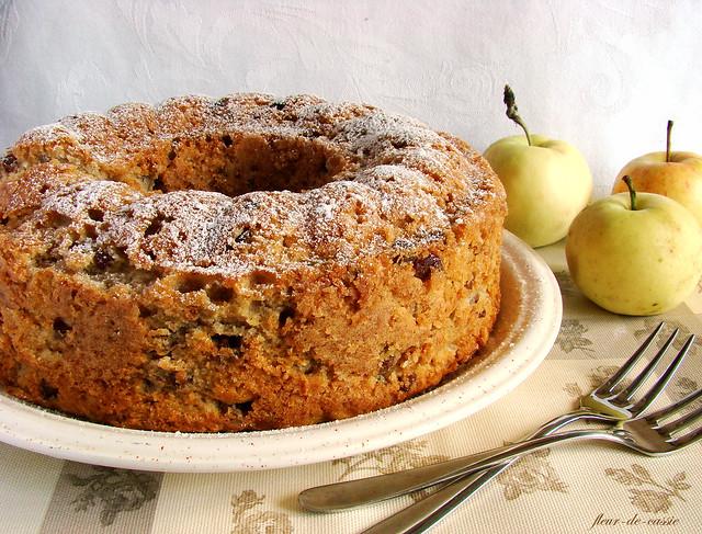 двойной яблочный пирог 1