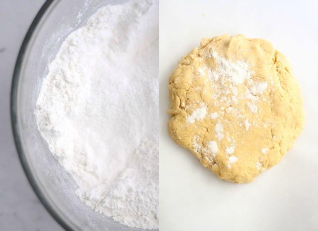 Flour and Dough | FoodLovesWriting.com