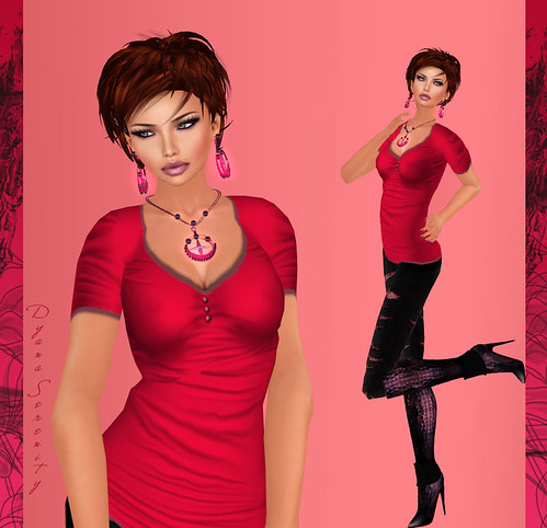 popsicle hunt TPH-  J&A FASHION #6 gift by Dyana Serenity