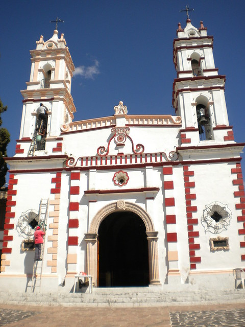 Church in Taxco