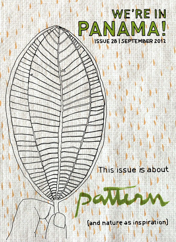We're in Panama, issue 28