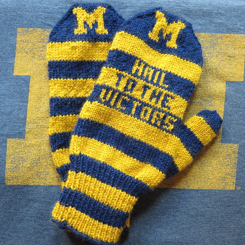 Men's Go Team Mittens