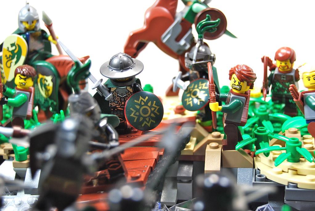 Lego Medieval War Www Pixshark Com Images Galleries