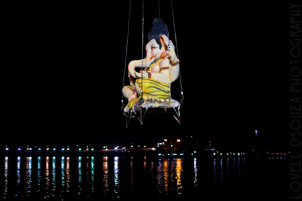 Ganesh Chaturthi, Hyderabad (2012)