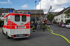 Zimmerbrand Hattenheim 29.09.12