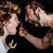 Domestic quarrel by zubrow