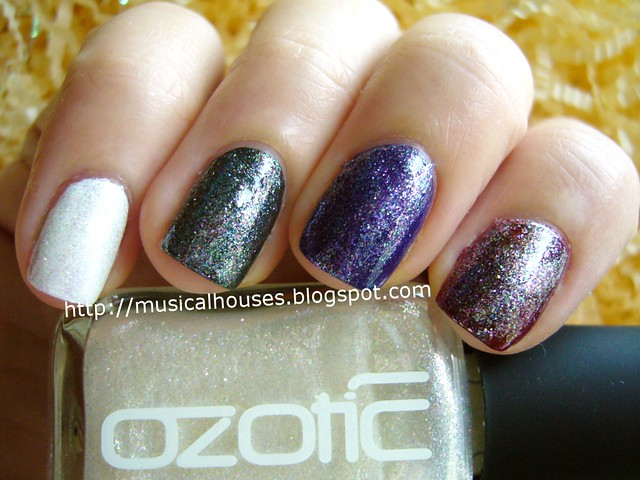 ozotic beam 905 swatches