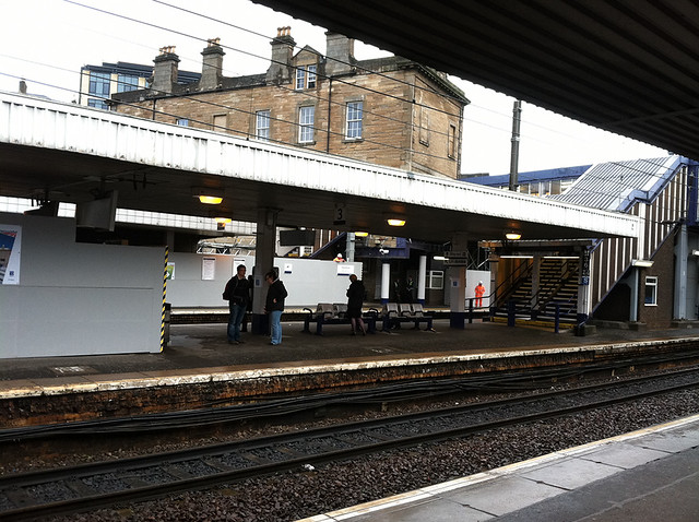 Edinburgh Haymarket Station