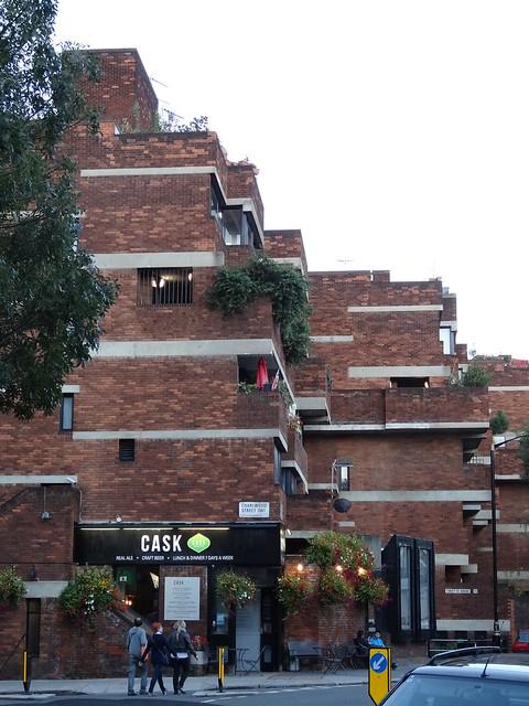 105 - Cask Pub Pimlico
