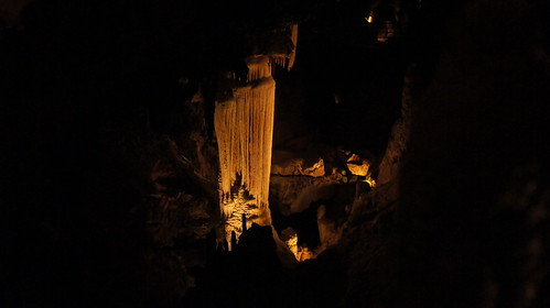 "Luray Caverns ""Pluto's Ghost"""