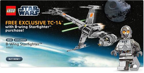 TC-14 B-wing Promotion