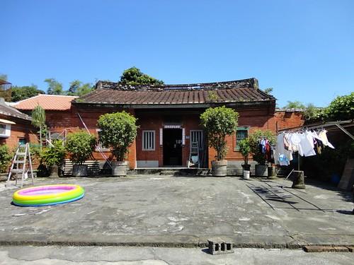 六記中的明記堂,為六記中最具代表性且至今保存最完整的古厝之一。