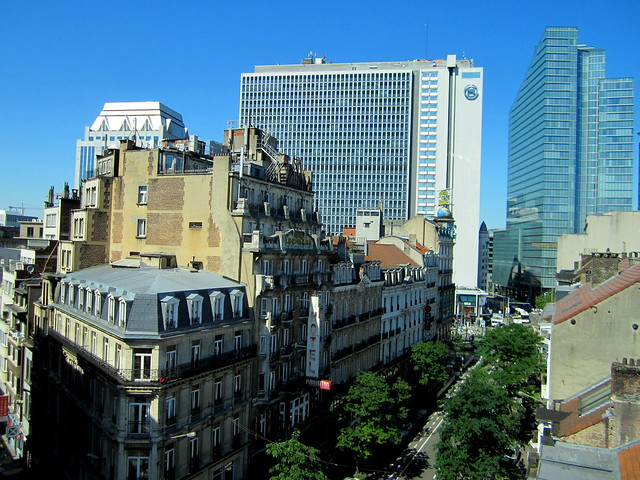 Maxhotel, Brussels