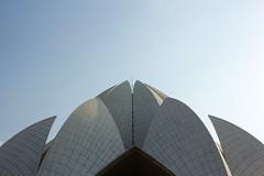Baha'i 'lotus' Temple, New Delhi