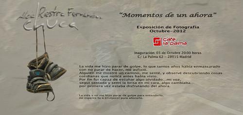 EXPOSICIÓN FOTOGRÁFICA by chucafox-Alicia-