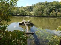 日, 2012-09-16 14:19 - Campbell's Pondのポンプ小屋跡