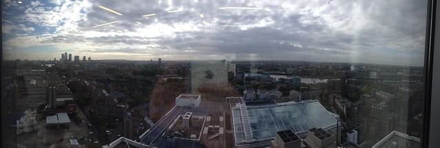Across south London