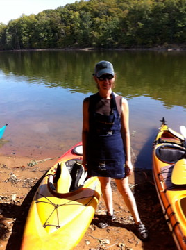 Kayaking 2011