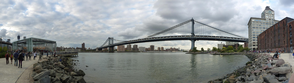 Carousel to Bridge Pano