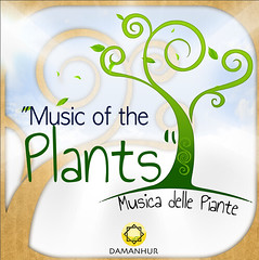 Music of the Plants CD cover