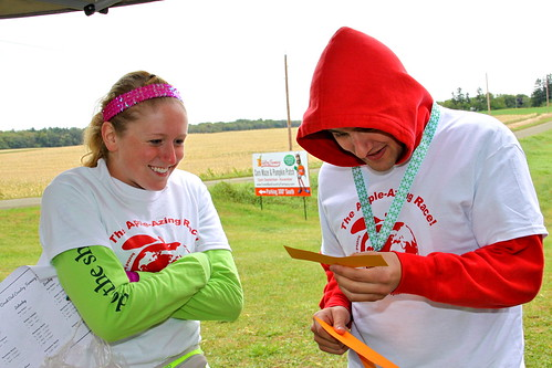 Apple-azing Race Photo's at Lapack's Orchard