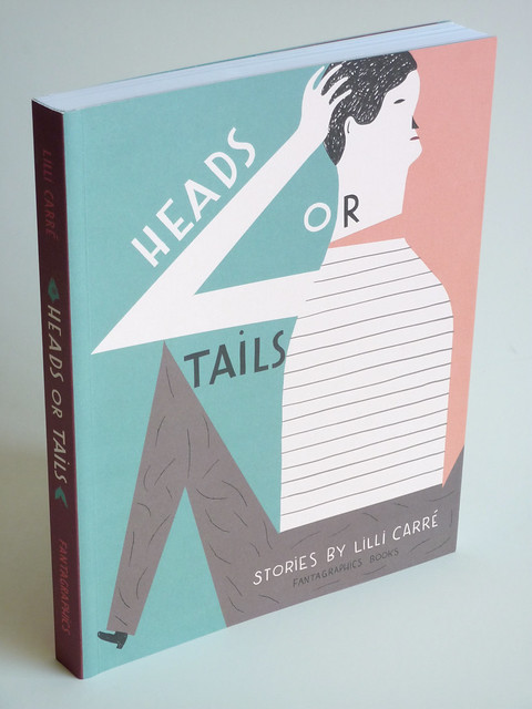 Heads or Tails by Lilli Carré - front