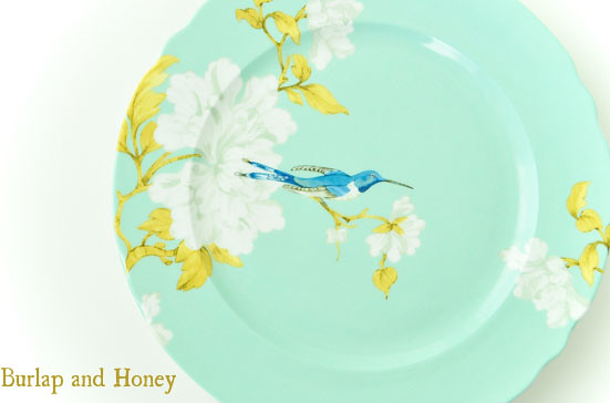 New China From England - Spode - Nectar