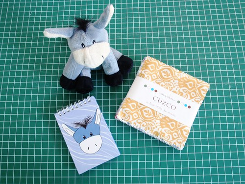 Donkey presents from Kristy of Quiet Play