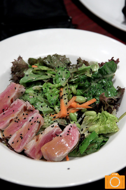 Village Tavern Asian Tuna Salad