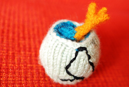 Eloise's Bird+Egg