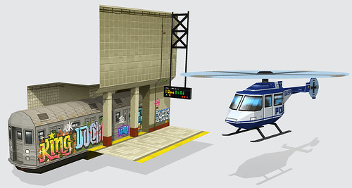 subway&helicopter