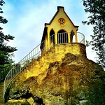 #Little #Chapel of the Knights in the #landscape-#park of Altenstein #palace. #balie