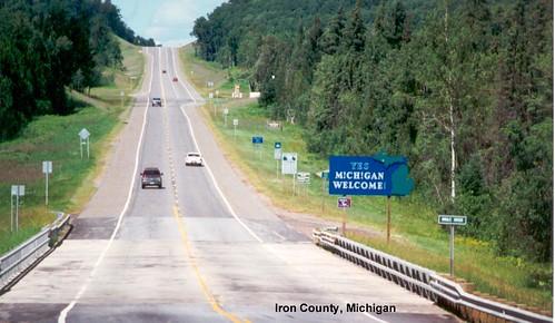 Iron County MI