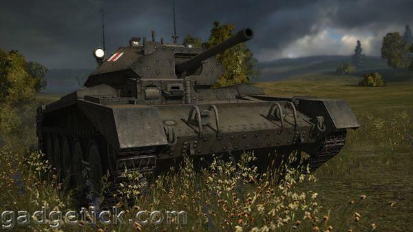 Изменения World of Tanks 0.8.1