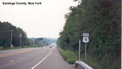 Saratoga County NY