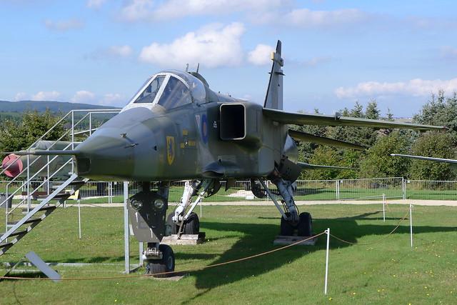 Sepecat Jaguar GR1