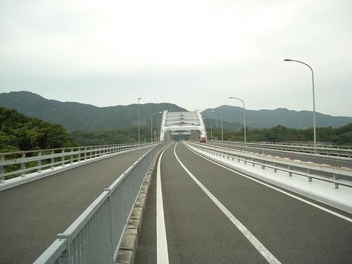 6 大三島橋から