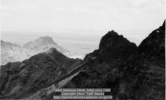 Jebel Shamsan climb, Aden circa 1966