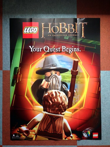 LEGO The Hobbit - Your Quest Begins