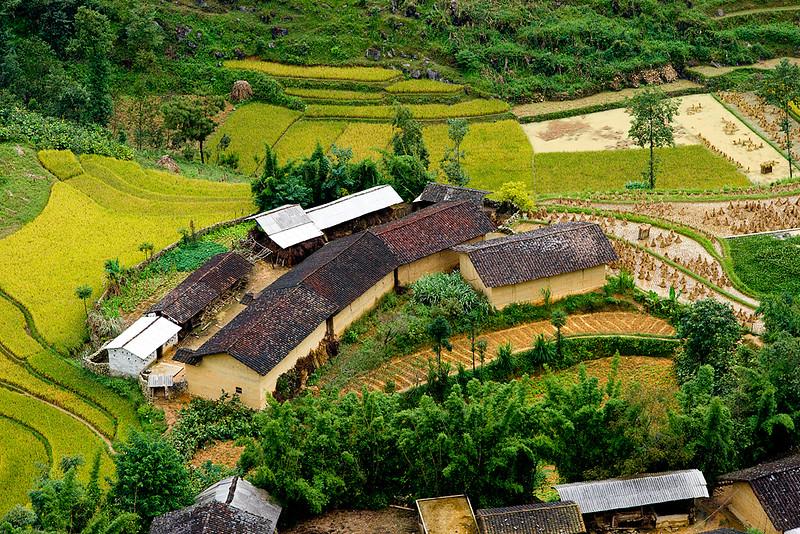 Hà Giang - Vẻ đẹp miền đất cổ!