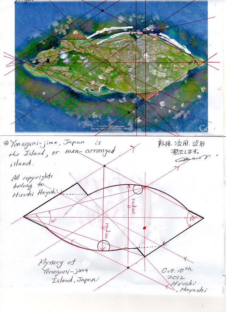(63)Yonaguni-jima was a artificially made island