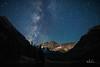 Maroon Bell Milky Way