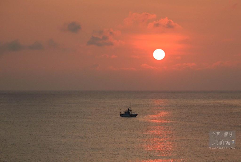虎頭坡日落9