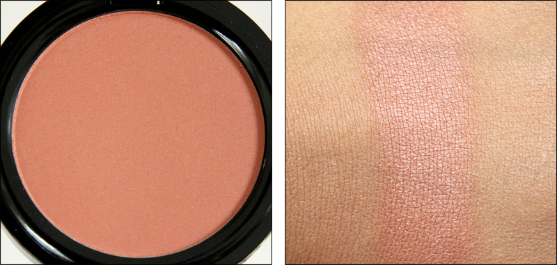 IsaDora soft coral perfect blush