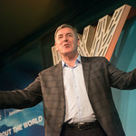 Packie Bonner | The Celtic goalkeeping legend tells the Book Festival audience about his extraordinary career © Alan McCredie