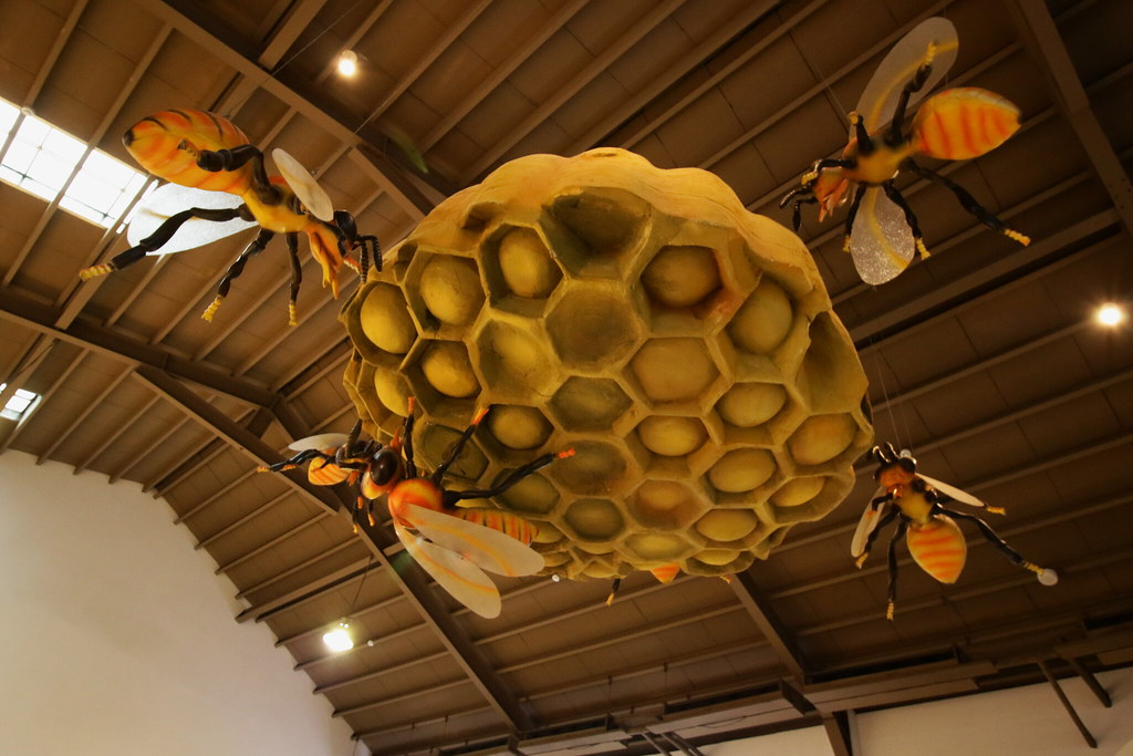 古坑蜜蜂故事館 (18)