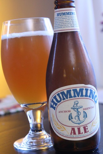 Anchor Brewing Humming Ale