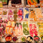 Pickled Vegetables of Every Variety - Nishiki Market, Kyoto