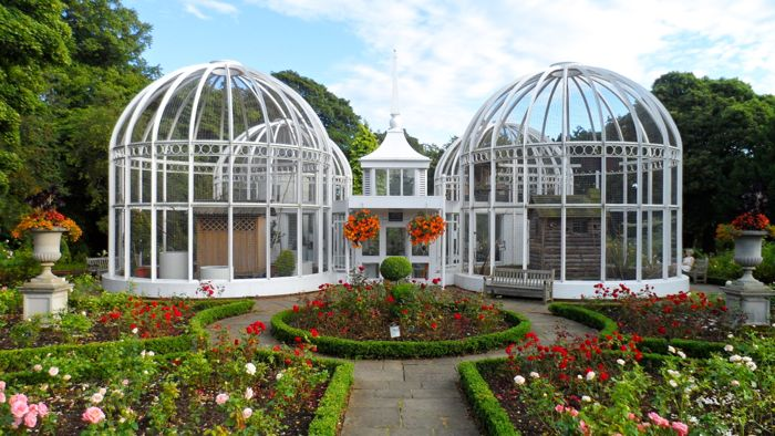 Botanical Gardens Aviary