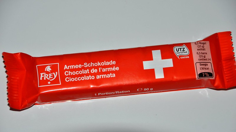 Army Chocolate